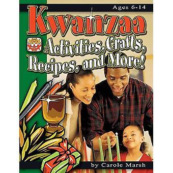 Kwanzaa: Aktivitäten, Basteln, Rezepte und mehr!