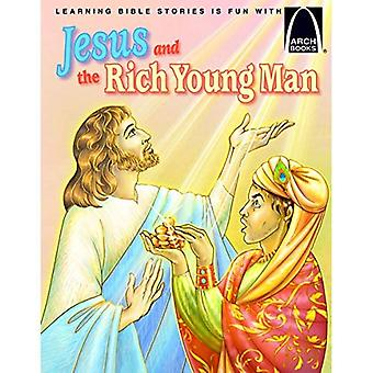 Jezus en de rijke jonge Man (boog Books)