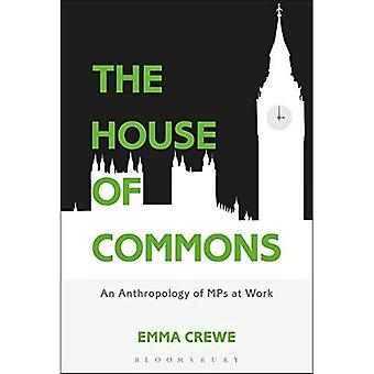 A Câmara dos comuns: uma antropologia de MPs no trabalho