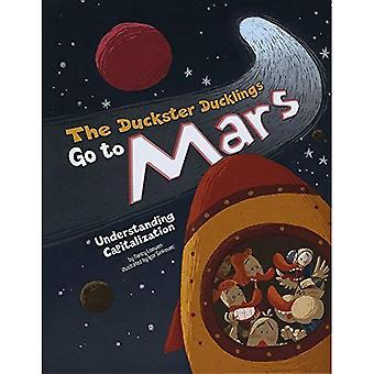 Duckster ællinger gå til Mars: forståelse kapitalisering (sprog løs)