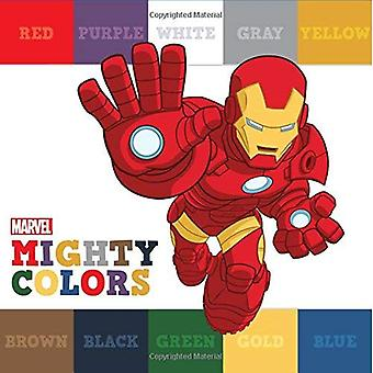Machtige kleuren