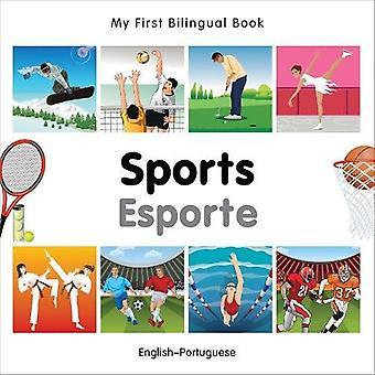 Min första tvåspråkiga bok - sport: Svenska-Portugisiska