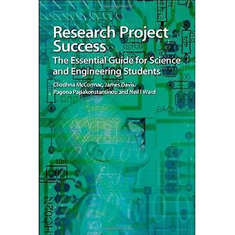 Forschung Projekterfolg