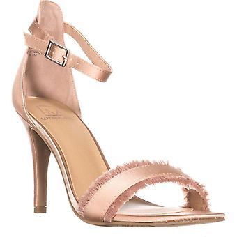 Material Girl naisten Biance avoimen rento nilkka hihna sandaalit