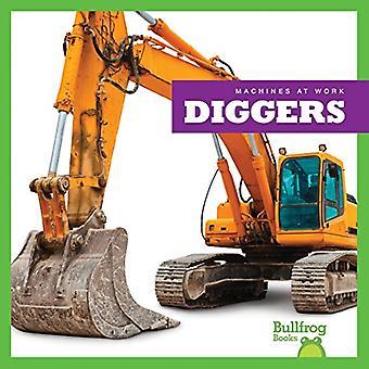 Diggers (Machines au travail)