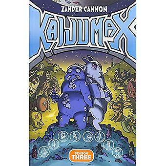 Kaijumax Season Three: King� of the Monstas (Kaijumax)