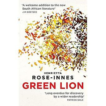 Zielony lew