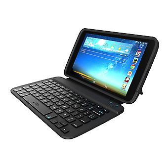 5 Pack -Zagg Keys Folio Case Bluetooth Keyboard for LG G Pad 8.3 LTE - Black