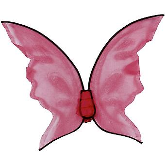 Vinger Butterfly Pk varme farger