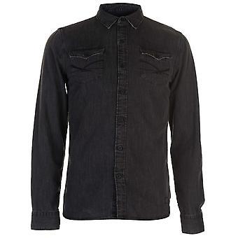 Firetrap Mens jeansskjorta