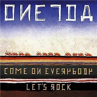 Oneida - Come on Everybody Let's Rock [CD] USA import