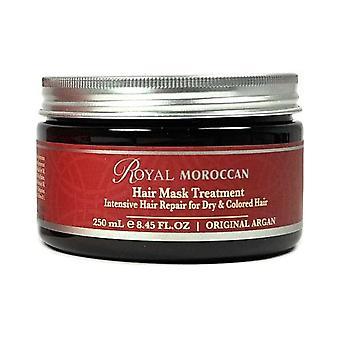 Royal Moroccan Hair Mask Treatment for Dry/Coloured Hair 250ml