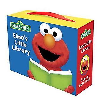 Elmo's Little Library by Sarah Albee - Constance Allen - Deborah Nove