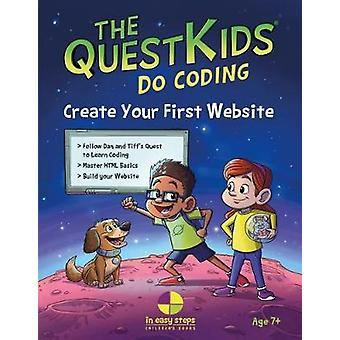 Create Your First Website in easy steps by Darryl Bartlett - 97818407