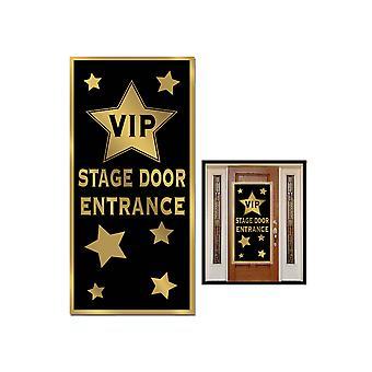 VIP Stage oven ulko-oven suojus