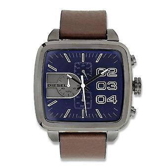 Diesel Square dublu Down cronograf Watch DZ4302