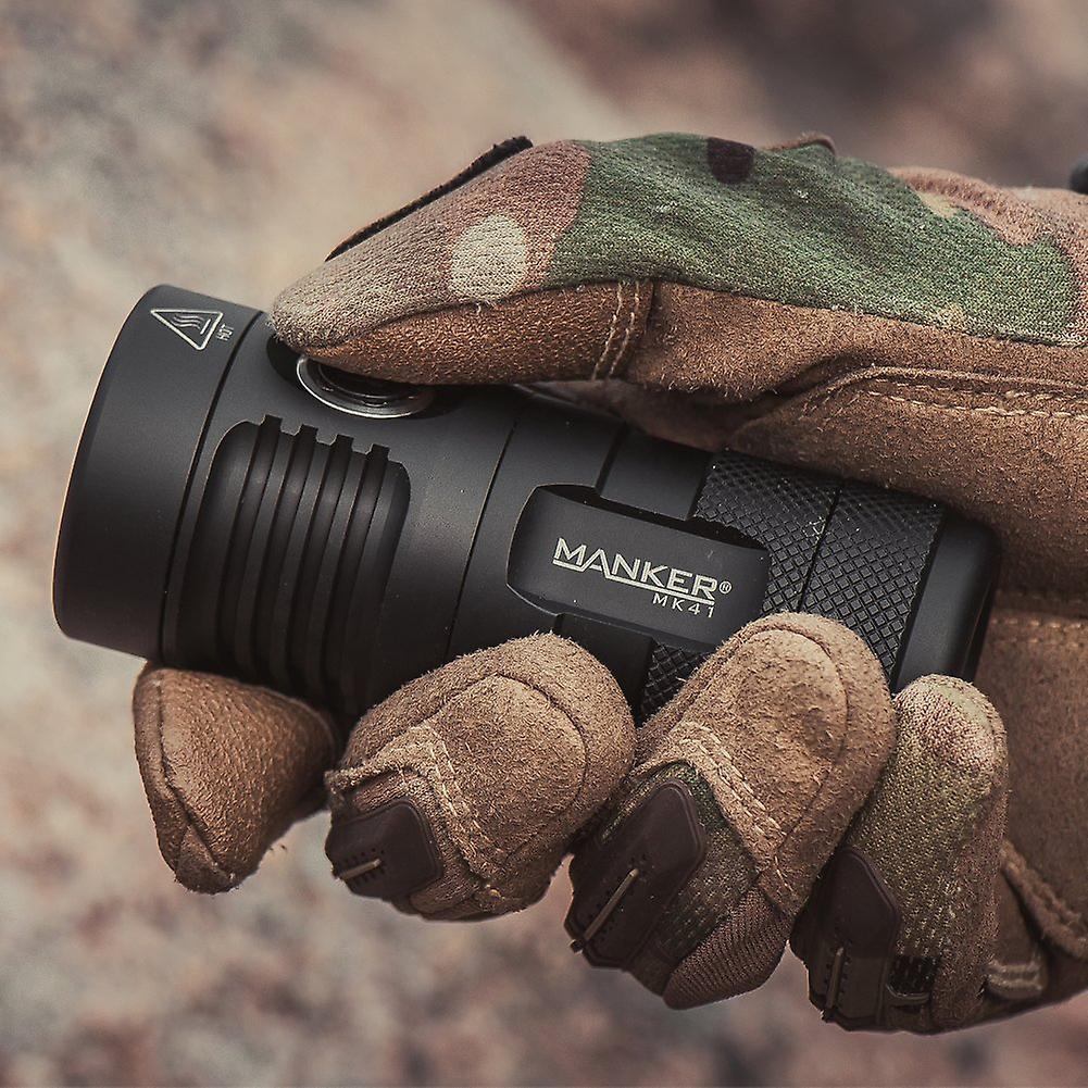 Manker MK41 HD-NW Bundle
