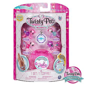 Twisty Petz Babies - Kiki & Tiki Kitty et Salt & Pepper Pony