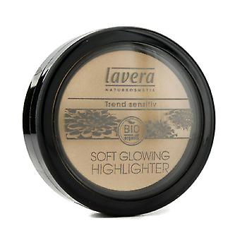 Lavera Soft glühend Creme Hightlighter - # 03 Golden Shine 4g / 0,14 oz