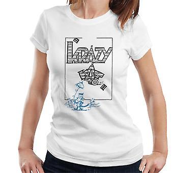 Krazy Kat Retro Logo Damen T-Shirt