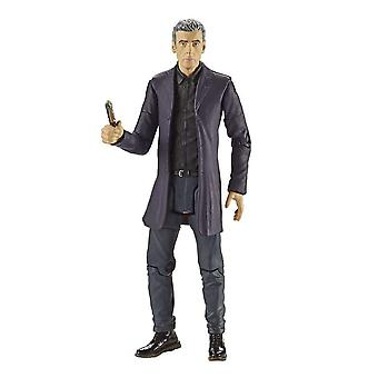 Doctor Who Twelfth Doctor in Black Shirt Action Figure