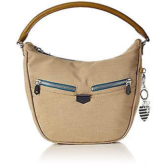 Kipling Easy Monday - Donna Beige Shoulder Bags (Breezy Beige) One Size