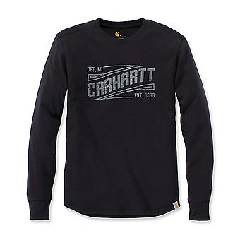 Carhartt Men's Sweatshirt Tilden Graphic Long-Sleeve Crew
