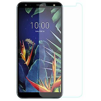 LG K40 /K12 プラス/ X4 2019 強化ガラススクリーン保護小売