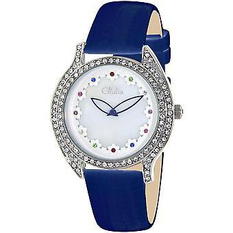 Giulia BGI10132-208 - watch leather blue woman