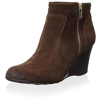 Kenneth Cole Reaction Womens Tell Lily Pad Almond Toe Ankle Fashion Boots