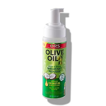 ORS Olive Wrap Mousse 207ml