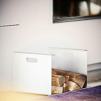 Jan Kurtz Heizer z aluminium do przenoszenia komina 50 x 35 x 30 cm