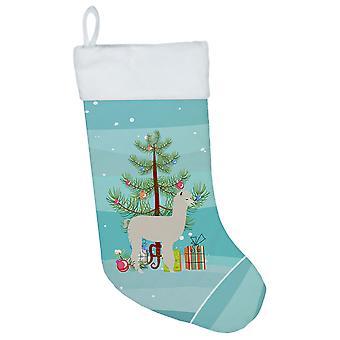 Carolines Treasures  BB9286CS Alpaca Christmas Christmas Stocking
