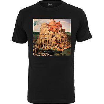 Mister Tee Shirt - Build Your Empire Black