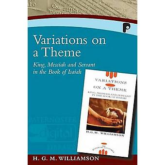 Variations on a Theme by Williamson & H. G. M.