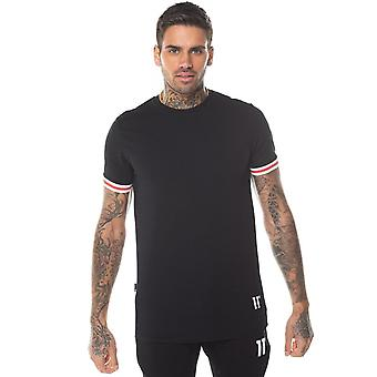 11 Degrees 11d Apollo T Shirt Black