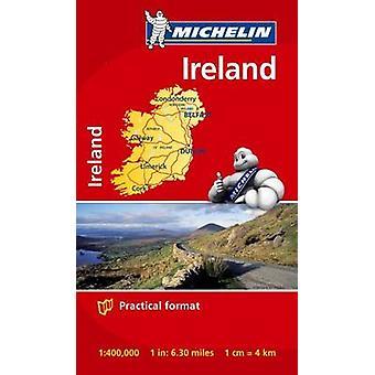 Ireland  Michelin Mini Map 8712