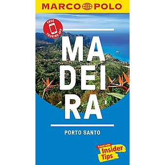 Madeira Marco Polo Pocket Travel Guide  with pull out map