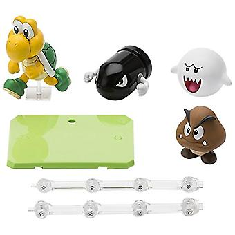 Action Figure?- Super Mario - Diorama Playset D Toys Gifts New ban91046