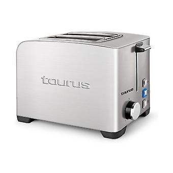 Toaster Taurus MyToast II Legend 850W Edelstahl
