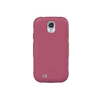 Couverture mobile Samsung Galaxy S4 Griffin Flexgrip Silicone Fuchsia