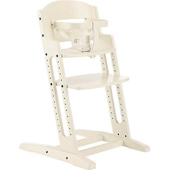 Sedia Co-crescita Babydan Dan High Chair White