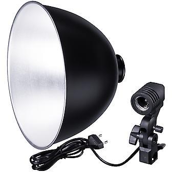 BRESSER MM-11 Porta lampada 26cm per 1 lampada