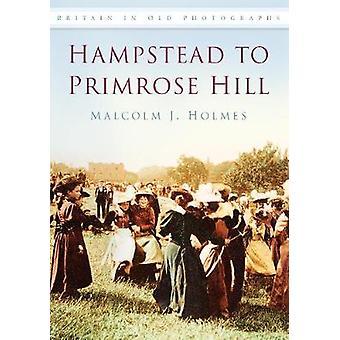 Hampstead à Primrose Hill par Malcolm Holmes