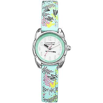 Watch Lulu Castanet 38830 - watch Turquoise leather