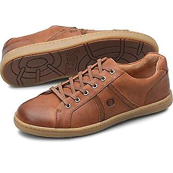 Born Mens Asmund Tan/Rust Comb Sneaker