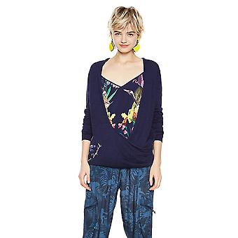 Desigual Women's Alleghaniensis Jumper Sweater