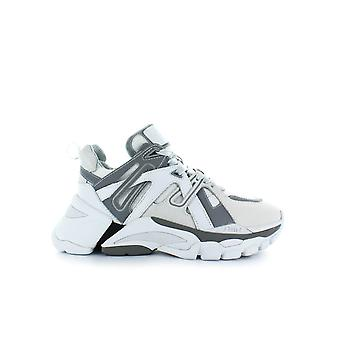 ASH FLASH WHITE AND GREY SNEAKER