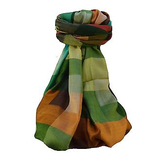 Mens Premium Silk Contemporary Scarf 6199 by Pashmina & Silk
