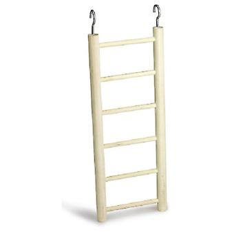 Arquivet Small 6 Sep Wooden Ladder